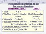 desyodasa tipo 1 tipo 2