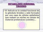 metabolismo hormonal tiroideo1