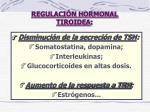 regulaci n hormonal tiroidea1