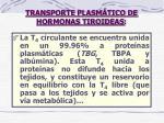 transporte plasm tico de hormonas tiroideas1