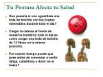 tu postura afecta tu salud