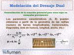 generalizaci n de la ecuaci n potencial para otras rejas no ensayadas previamente