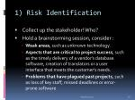 1 risk identification1