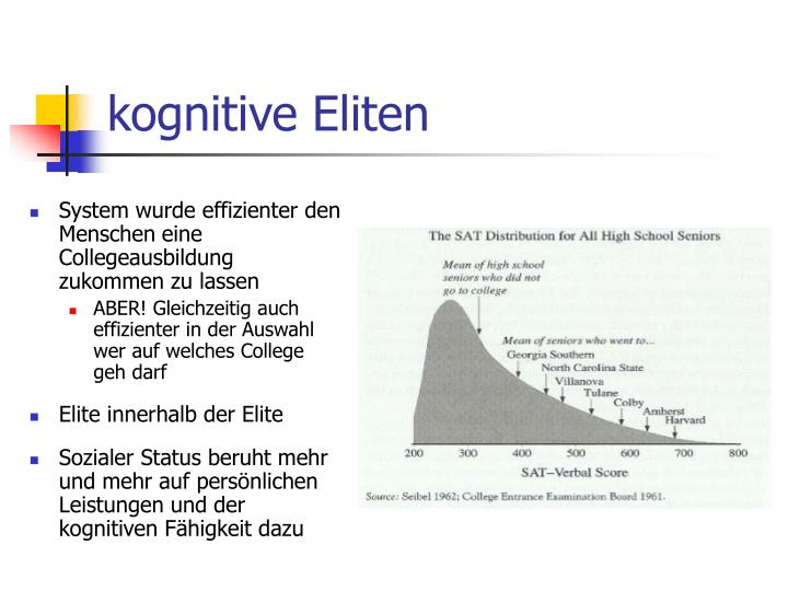 kognitive Eliten
