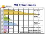 mk tobulinimas
