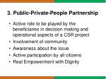 3 public private people partnership