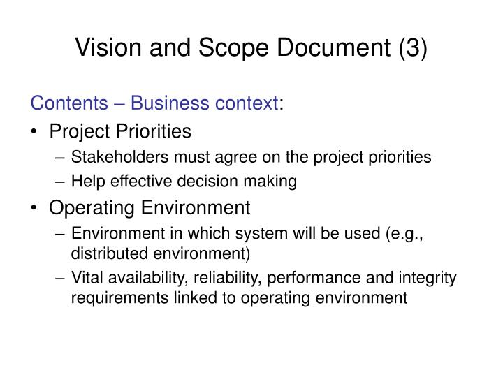 Vision and Scope Document (3)