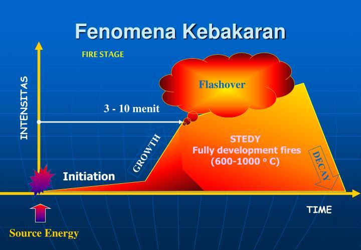Fenomena Kebakaran