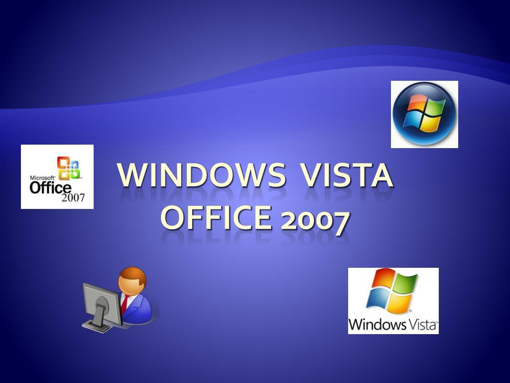 windows vista office 2007 l.