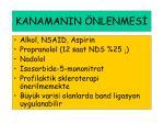 kanamanin nlenmes
