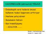 vazopress r oktreotid tedav