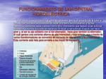 funcionamiento de una central hidroel ctrica