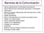 barreras de la comunicaci n1