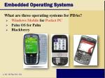 embedded operating systems39