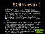 fs di malaysia 1