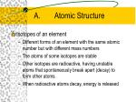 a atomic structure4