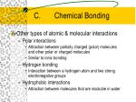 c chemical bonding3