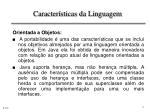 caracter sticas da linguagem3