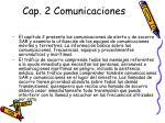cap 2 comunicaciones