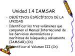 unidad 1 4 iamsar