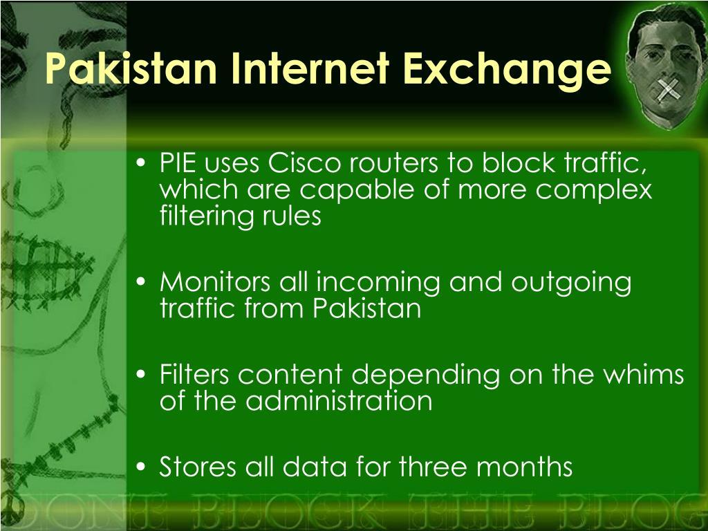 Pakistan Internet Exchange