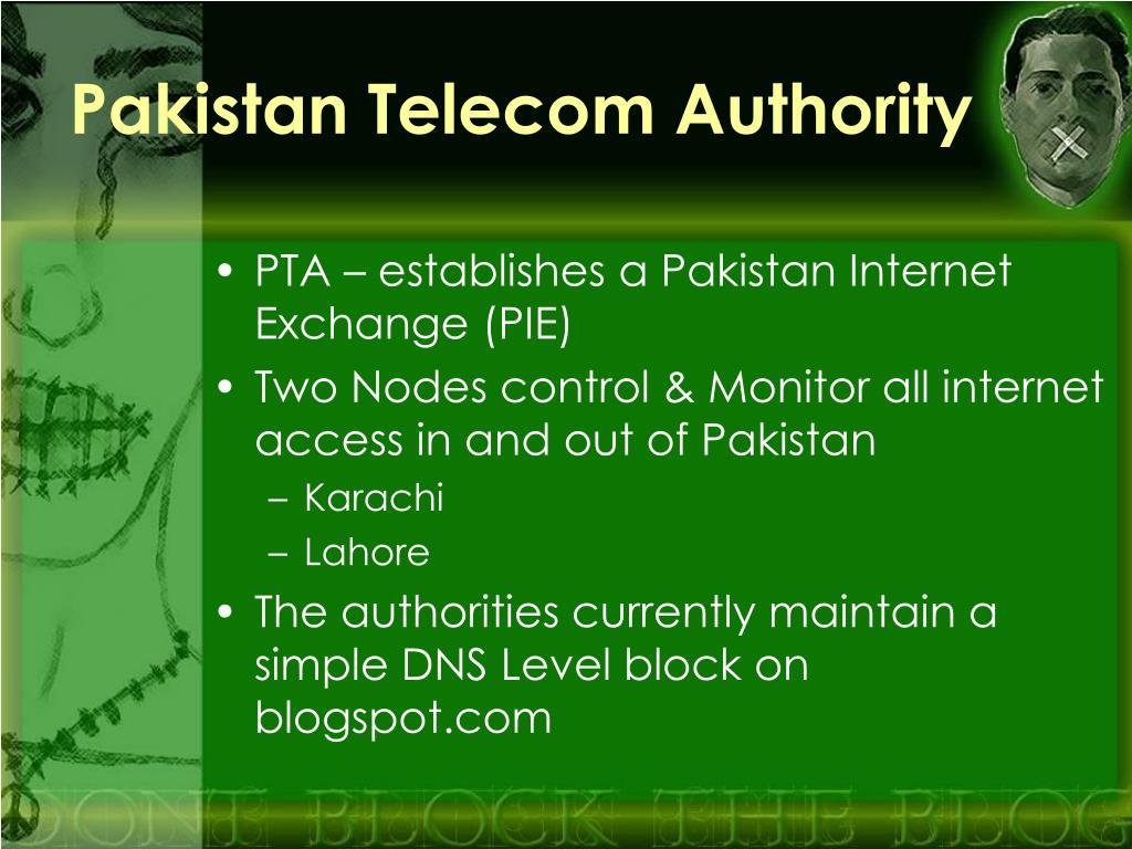 Pakistan Telecom Authority
