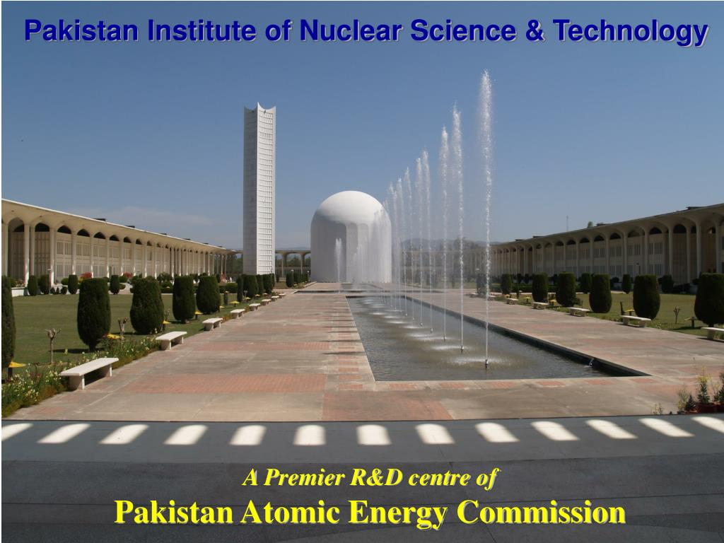 Pakistan Institute of Nuclear Science & Technology