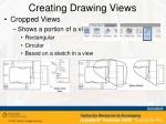 creating drawing views16