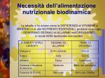 necessit dell alimentazione nutrizionale biodinamica10