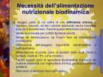 necessit dell alimentazione nutrizionale biodinamica11