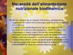 necessit dell alimentazione nutrizionale biodinamica6