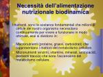 necessit dell alimentazione nutrizionale biodinamica8