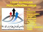 logo wawasan perkhidmatan awam