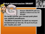 kr y konv rsasion smart