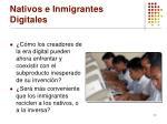 nativos e inmigrantes digitales11