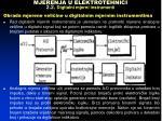 mjerenja u elektrotehnici 2 2 digitalni mjerni instrumenti