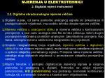 mjerenja u elektrotehnici 2 digitalni mjerni instrumenti3