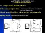 mjerenja u elektrotehnici 2 digitalni mjerni instrumenti32