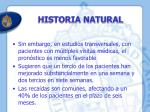 historia natural1