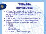 terapia hernia discal1