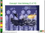 concept van helsing 1 of 4