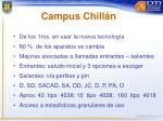 campus chill n1