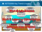 astd2006 key trend issues2
