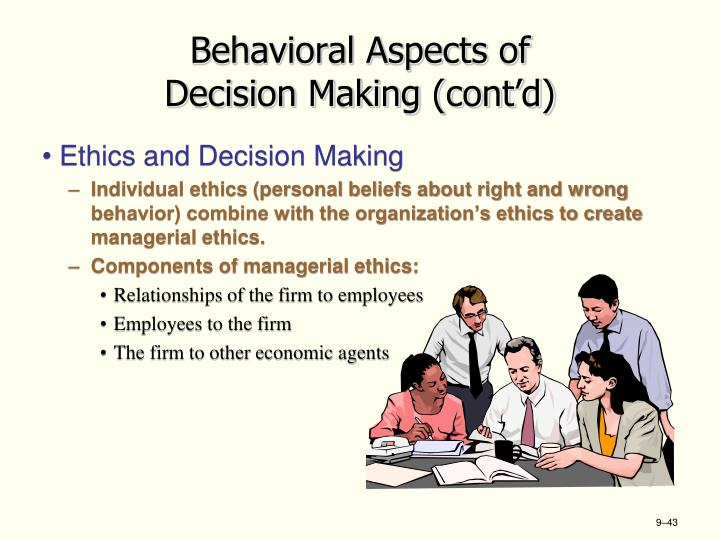 the mis management decision making problems The mis in the non-programmed decision situation can help to some extent, in identifying the problem, giving the relevant information to handle the specific decision-making situation the mis, in other words, can develop support system in the non-programmed decision-making situation.