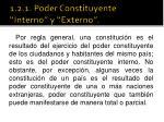 1 2 1 poder constituyente interno y externo