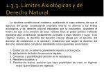1 3 3 l mites axiol gicos y de derecho natural2