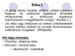 etika i