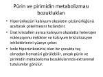 p rin ve pirimidin metabolizmas bozukluklar2