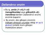 dalland r c enzim