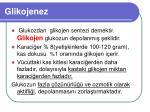 glikojenez